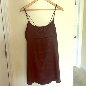 UO Out From Under Slip Dress